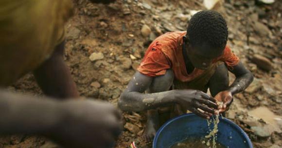 nigeria veneno niños