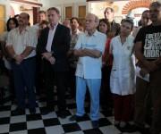 Acto de solidaridad para reclamar la libertad del prisionero político boricua Oscar López Rivera. Foto: Ladyrene Pérez/ Cubadebate.