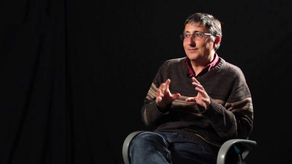 Pascual Serrano. Foto: Esquire