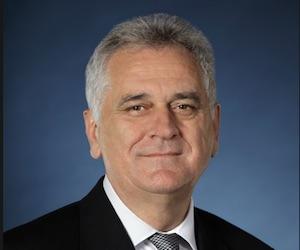 El Presidente de Serbia