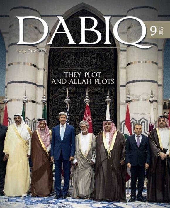 revista Dabiq
