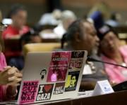 III Encuentro Mundial de Solidaridad con Cuba. Foto Ismael Francisco