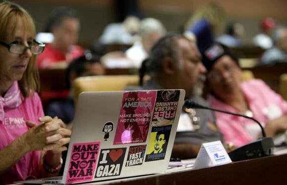 IEncuentro Mundial de Solidaridad con Cuba. Foto Ismael Francisco