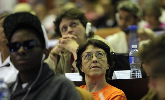 Encuentro Mundial de Solidaridad con Cuba. Foto Ismael Francisco