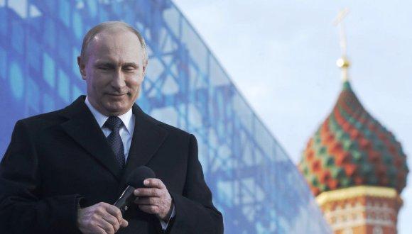 Vladimir Putin. Foto: AFP.