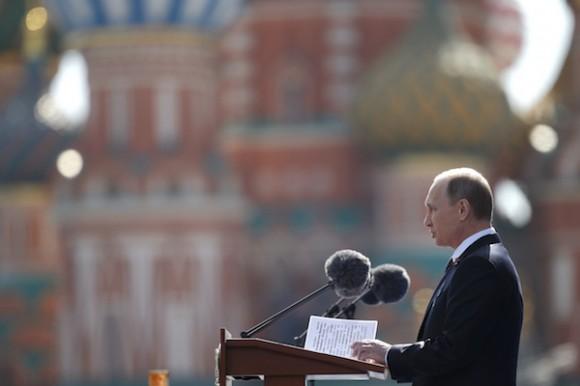 Vladimir Putin. Foto: Alexander Zemlianichenko/ AP