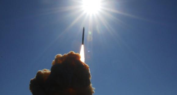 Foto: US Missile Defense Agency