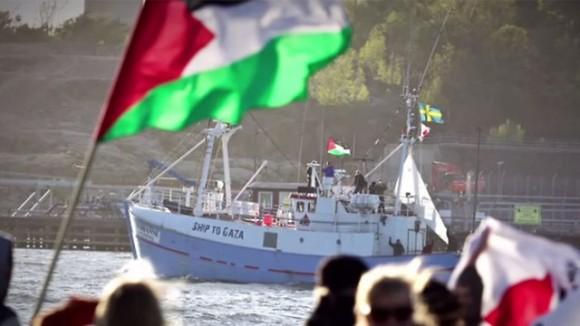 gaza barco flotilla