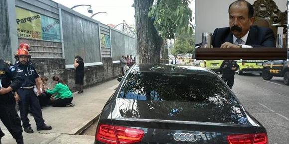 Abogado Francisco Palomo muere baleado