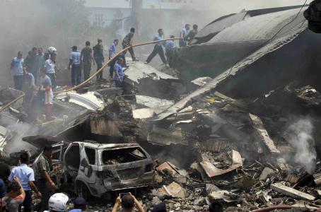Accidente en indonesia 2