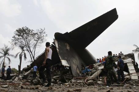 Accidente en indonesia 3