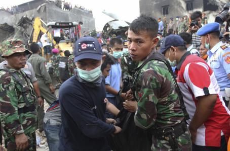 Accidente en indonesia 4