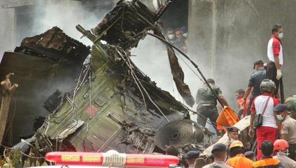 Accidente en indonesia 5