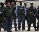 Acusado extraditado