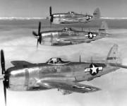Aviones que bombradearon Utuado y Jayuya.