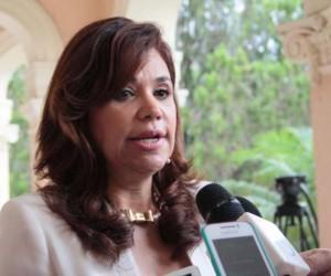 Blanca Alcalá, presidenta del Parlatino. Foto: Yaimí Ravelo/Granma