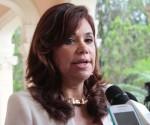 Blanca Alcalá, presidenta del Parlatino