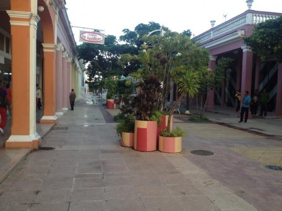 Boulevard de Ciego de Ávila. Foto:  Diana Acuña Riancho / Cubadebate