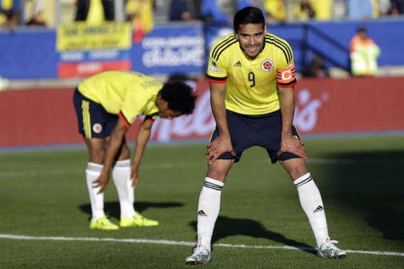 Colombia ne la Copa américa