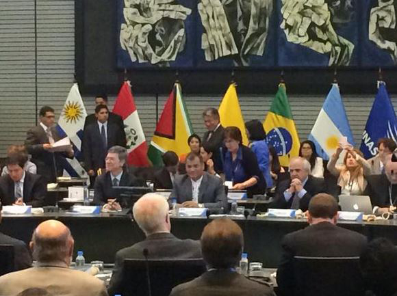 Foto: Presidencia de Ecuador.