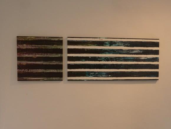 Deconstrucción del horizonte, de Carlos Montes de Oca. Foto: Rafael González