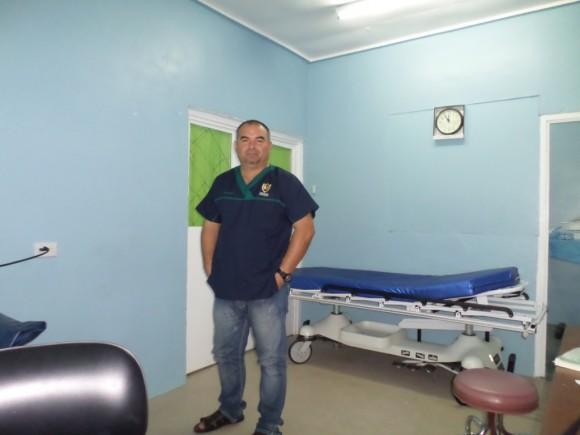 El Dr. Miguel Peña.