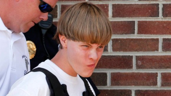 Dylann Roof. Foto: Reuters.