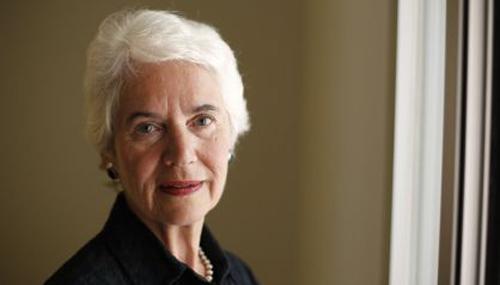 Eva Clarke, protagonista del libro. Foto: Tomada del El País.
