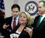 Ileana Ross, Marco Rubio, Mario Díaz Balart