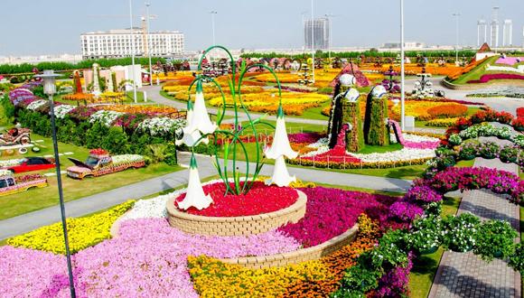 Jardín-más-grande-del-mundo-en-Dubai-3