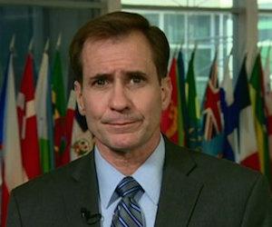 John Kirby, vocero del Departamento de Estado. Foto: BBC