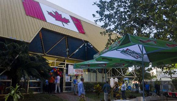 La presencia de empresas canadienses en las Ferias Internacionales de La Habana es una constante.