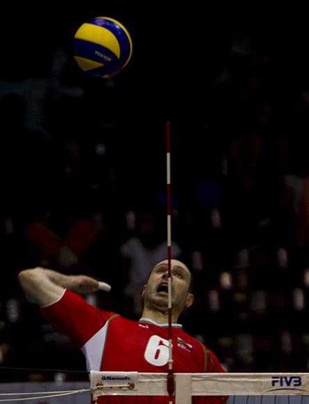 Liga Mundial de Voleibol Cuba-Bulgaria 2015. Foto: Ismael Francisco / Cubadebate