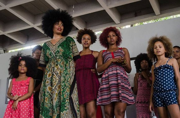 Concurso en el Pabellón Cuba durante la Bienal de La Habana. Foto: Yander Zamora/ Facebook