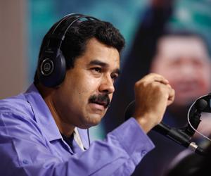 Extiende Maduro cierre de pasos fronterizos con Colombia