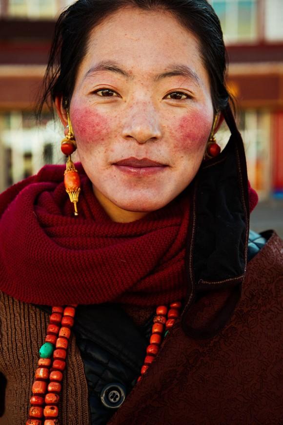 Meseta tibetana, China.