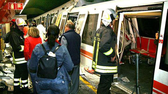 Metro-Tren-Roma