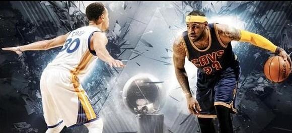 Curry vs. Lebron es el atractivo de las finales. (Foto: NBA)
