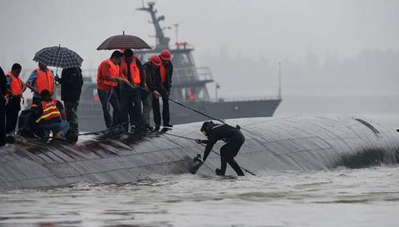 Foto: Xinhua.