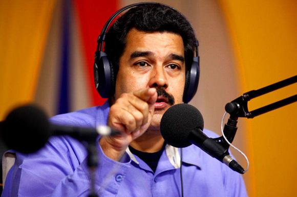 Nicolas-Maduro-programa-radial