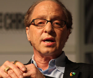 Ray Kurzweil, Director de Ingeniería de Google. Foto tomada de fayerwayer.com