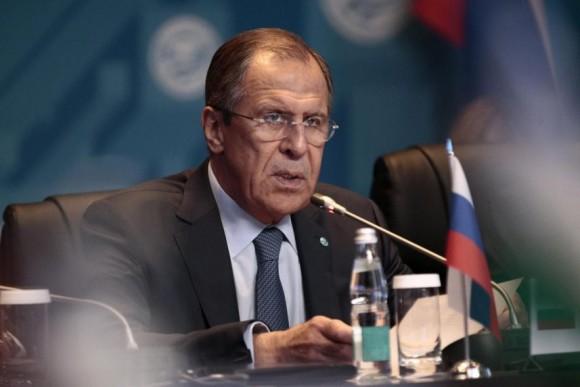 Serguéi Lavrov, ministro ruso de Asuntos Exteriores. Foto: EFE.