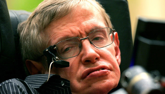 Stephen Hawking. Foto tomada de coolchannel.tv