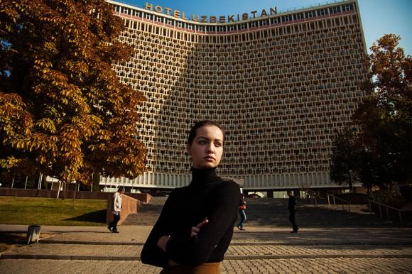 Taskent, Uzbekistán.