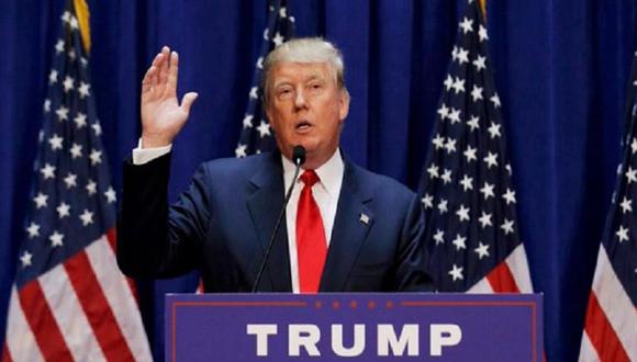 Donald Trump. Foto: Tomada de AFP
