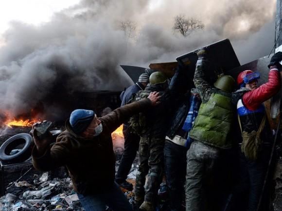 Ucrania en conflicto. Foto tomada de RPP Noticias