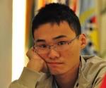 Gran Maestro chino Yangyi Yu.