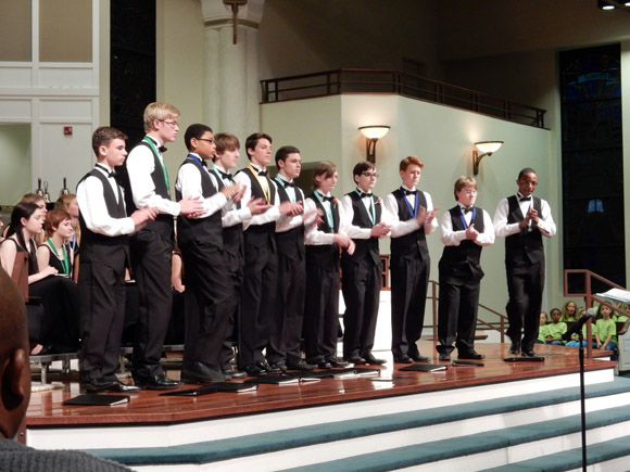 Young Men's Ensemble