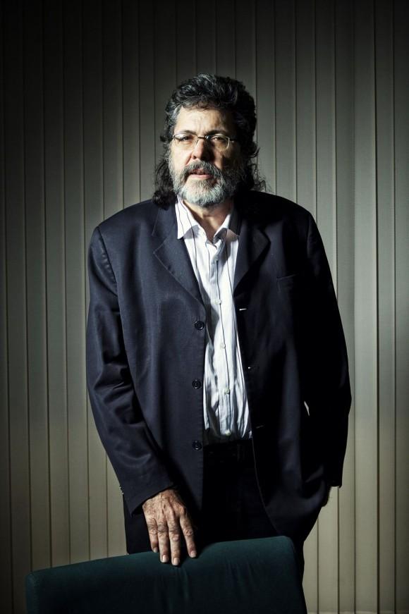 Abel Prieto, exministro de cultura de Cuba. Foto: Claudio Álvarez/ El País