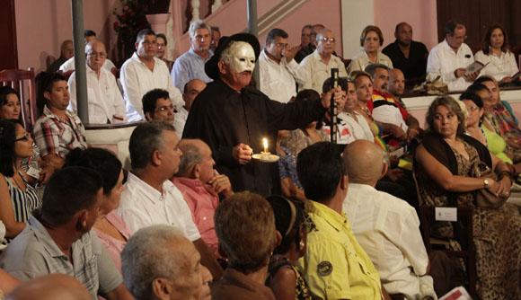Asamblea Solemne, Remedios. Foto: Ismael Francisco / Cubadebate.